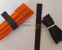 Cable organizer hook loop strip (10pcs)